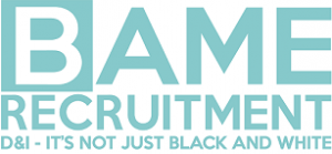 image of BAME recruitment logo