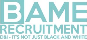 image of BAME recruitment logo